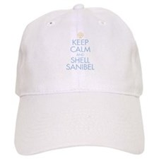 Keep Calm and Shell - Baseball Cap