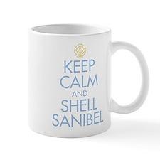 Keep Calm and Shell - Mug