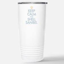 Keep Calm and Shell - Travel Mug