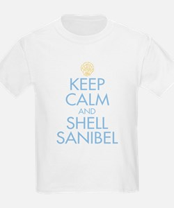 Keep Calm and Shell - T-Shirt