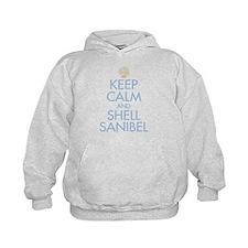Keep Calm and Shell - Hoodie