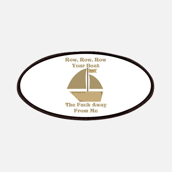 Row your Boat Patches