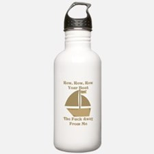 Row your Boat Water Bottle