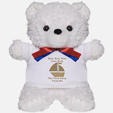 Row your Boat Teddy Bear