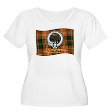 Nesbitt Clan Plus Size T-Shirt