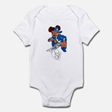 Gangsta Rat Infant Bodysuit