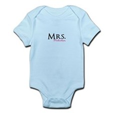 Your own name Mr and Mrs set - Mrs Body Suit