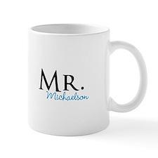 Your name Mr and Mrs set - Mr Mugs