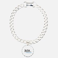 Your name Mr and Mrs set - Mr Bracelet