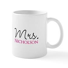 Customizable Mr and Mrs set - Mrs Mugs
