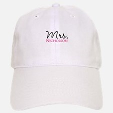 Customizable Mr and Mrs set - Mrs Baseball Baseball Cap