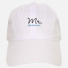 Customizable Mr and Mrs set - Mr Baseball Baseball Cap