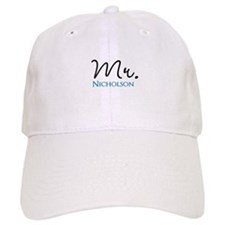 Customizable Mr and Mrs set - Mr Cap