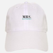 Custom name Mr and Mrs set - Mrs Baseball Baseball Cap