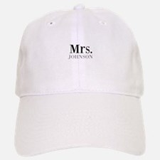 Customized Mr and Mrs set - Mrs Baseball Baseball Cap