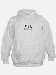 Customized Mr and Mrs set - Mrs Hoody