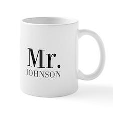 Customized Mr and Mrs set - Mr Mugs