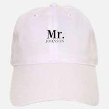 Customized Mr and Mrs set - Mr Baseball Baseball Cap
