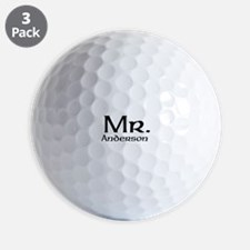 Half of Mr and Mrs set - Mr Golf Ball