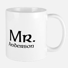 Half of Mr and Mrs set - Mr Mugs