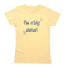 Big Sister Girl's Tee