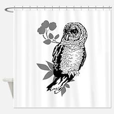OYOOS Owl design Shower Curtain