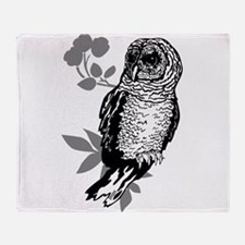 OYOOS Owl design Throw Blanket