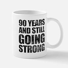 90th Birthday Still Going Strong Small Small Mug