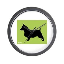 Terrier iPet Wall Clock