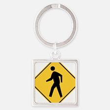 Pedestrian Keychains