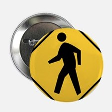 "Pedestrian 2.25"" Button"