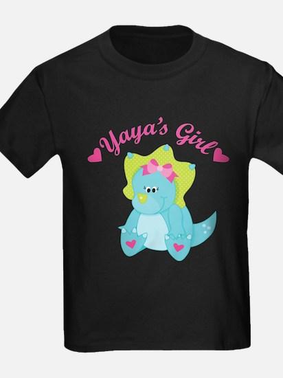 Yaya's Girl Dinosaur T