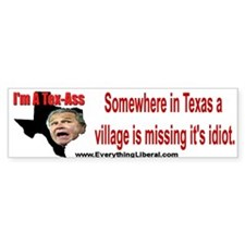Texass Bumper Bumper Sticker Bumper Bumper Sticker