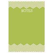 Chevrons Add Name Lime Invitations
