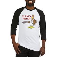 Turkey Fryer Baseball Jersey