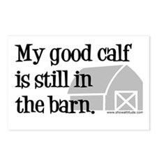 My Good Calf  Postcards (Package of 8)