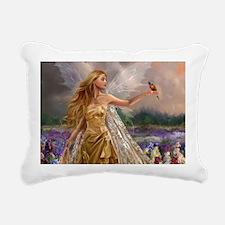 Fairy  Rectangular Canvas Pillow