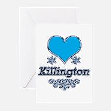 Killington, Vermont Greeting Cards (Pk of 10)