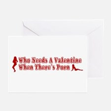 Who Needs A Valentine When Th Greeting Cards (Pack