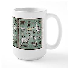 Farm Friends Mug