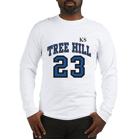 ravensjersey23ksfront_10_10 Long Sleeve T-Shirt