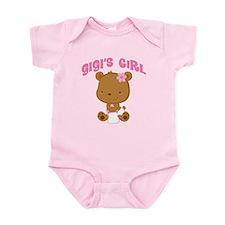 Gigi's Girl Teddy Bear Infant Bodysuit