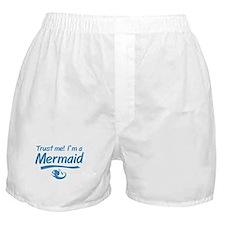 Trust Me Im A Mermaid Boxer Shorts