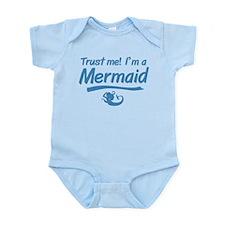 Trust Me Im A Mermaid Body Suit