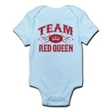 Team Red Queen Body Suit