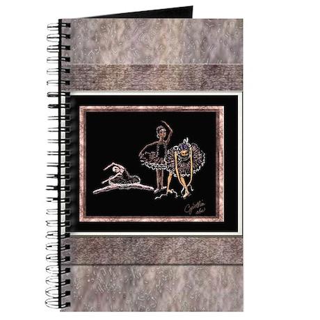 Three Little Ballerinas Journal
