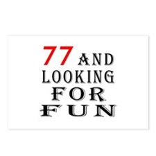 100 and looking for fun Postcards (Package of 8)