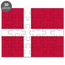 Danish Flag Puzzle