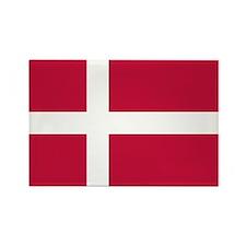 Danish Flag Magnets