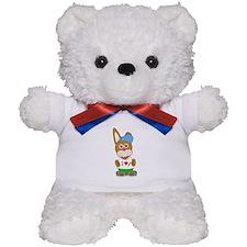 Cartoon Bunny Teddy Bear